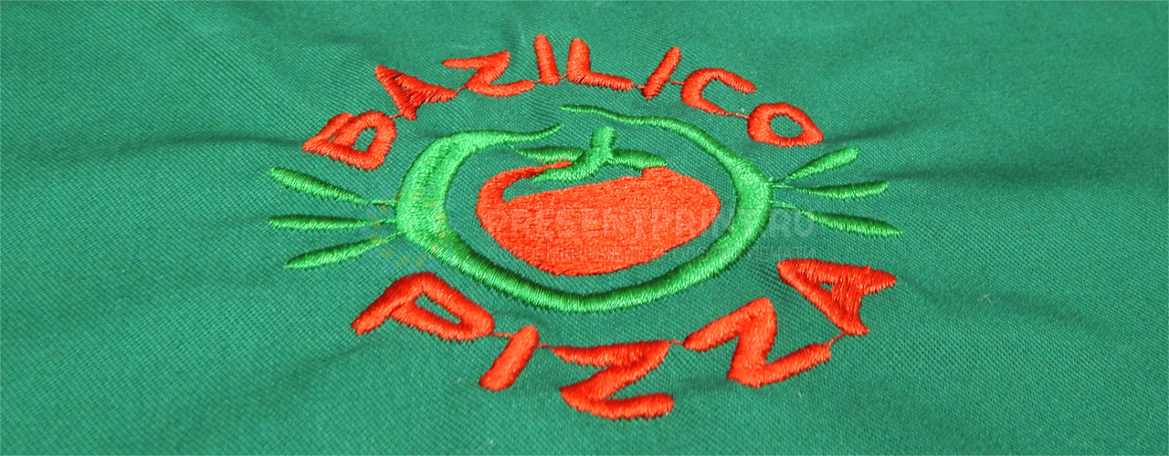 Машинная вышивка логотипов на заказ 87